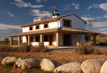 Alojamientos Bardenas- Cantos Rodados - Arguedas, Navarra