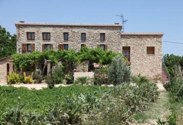 Hort de Gerard 2 - Aldover, Tarragona