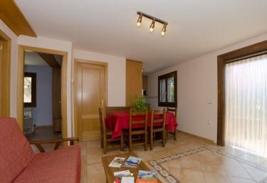 Apartamento Río Ésera - Aguascaldas, Huesca