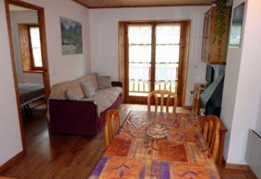 Apartamentos Pleta Bona- Dellui 1 - Taull, Lleida