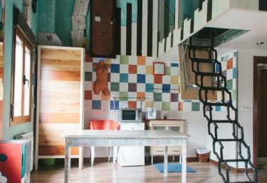 Apartamentos Anahuaska- Pop Art - Panzares, La Rioja