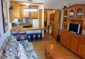 Apartamentos Pleta Bona- Bessiberri 5