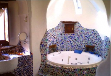 Cortijo Trancemora- Casa Soleares - Mecina Fondales, Granada