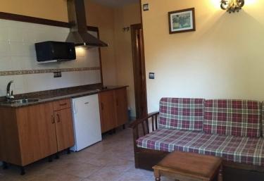 La Hila del Cucal- Apartamento 2 - Mijares, Cantabria