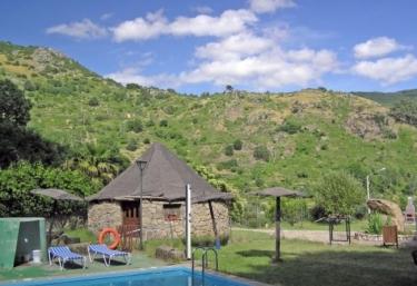 Casas Rurales El Solitario - Baños De Montemayor, Cáceres