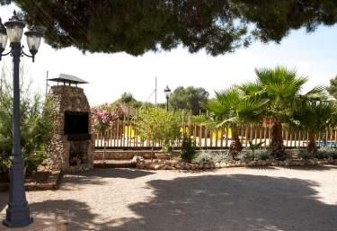 Huerto El Curica - Totana, Murcia