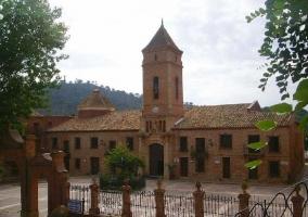 Zona del Monasterio