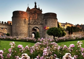 Zona del patrimonio de Toledo