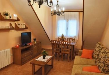 Alojamientos Las Eras- La Hoz - El Negredo, Segovia