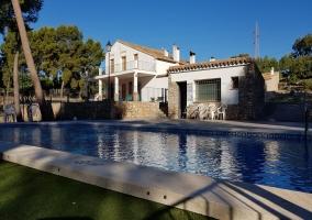 Masía Villalonga- Casa Grande - L' Alcora, Castellón