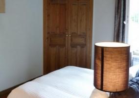 Dormitorio doble con vistas