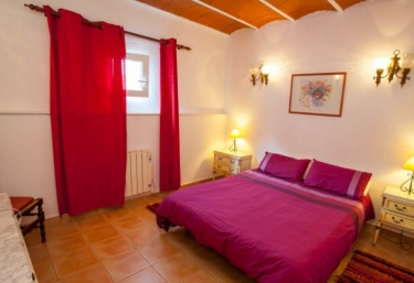 Mas Sant Nicolau- Casa Chagall - Ordis, Girona