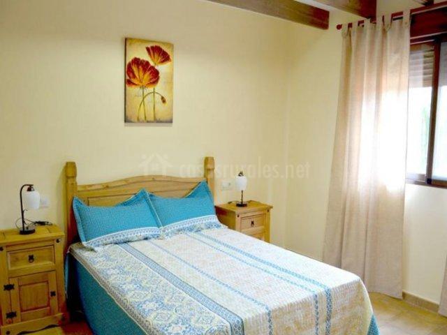 Casas los olivos de noja casa hojiblanca en fuente alamo - Colchas dormitorio matrimonio ...
