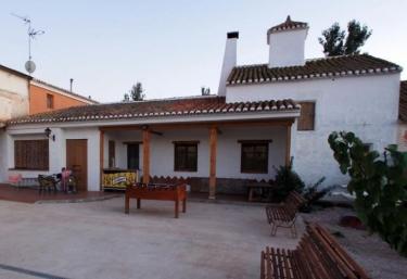 Corral de los Niños- Casa de los Muleros - Hoya Gonzalo, Albacete