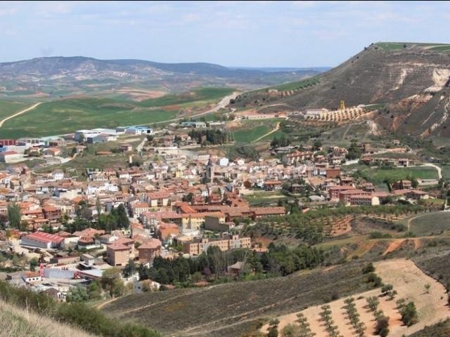 Zona centro de Jadraque