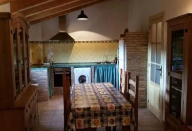Apartamento La Buhardilla - Zurita, Huesca