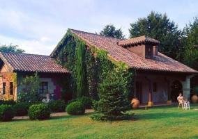 Casa rural El Hayedo