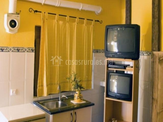 El Mirador de Poyatos- Apartamento Amarillo en Poyatos (Cuenca)