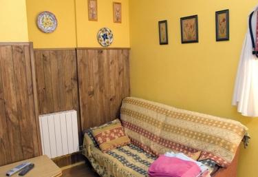 El Mirador de Poyatos- Apartamento Amarillo - Poyatos, Cuenca
