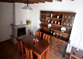 Hotel Rural Neixón: Bungalows