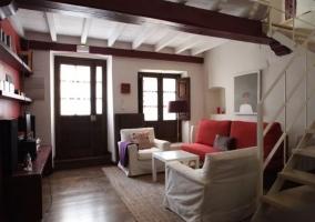 La Casa de las Pajaritas- El Apartamento