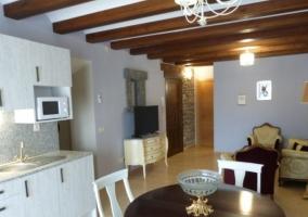 Casa rural Dieste- Flor de Nieu