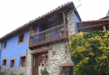 Crescencia 2 - Los Carriles (Llanes), Asturias