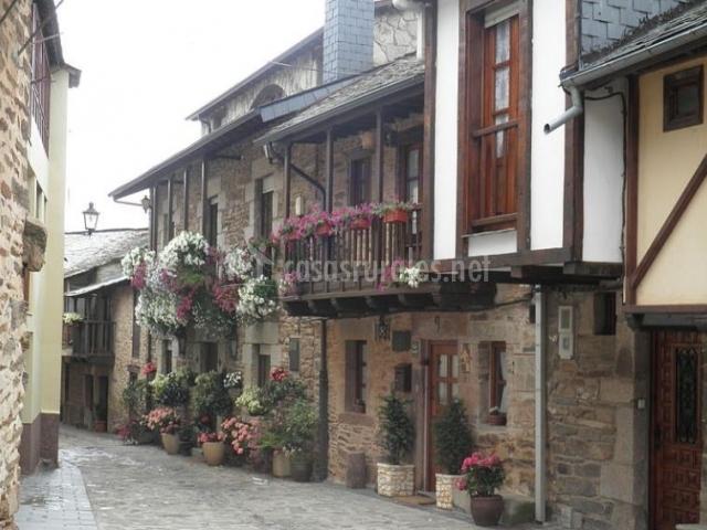 Calles de Puebla de Sanabria