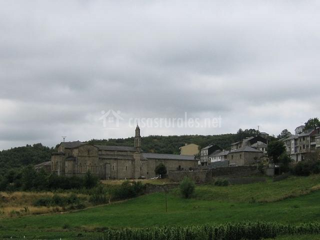 Monasterio de Santa María de Castañeda
