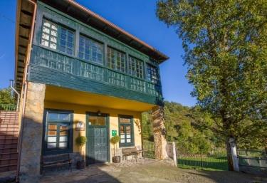 El Balcón de Muniellos - Oballo, Asturias