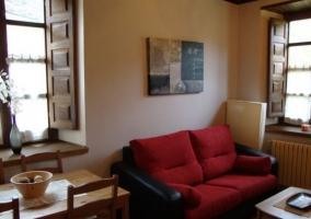 Apartamento Arándano Salón