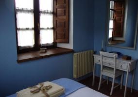 Apartamento Arándano Dormitorio