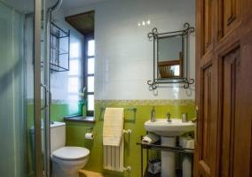 Apartamento Manzana Baño
