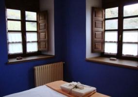 Apartamento Chocolate Dormitorio