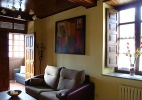 Apartamento Mora Salón-comedor