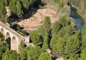 Vista puente de los Carceles