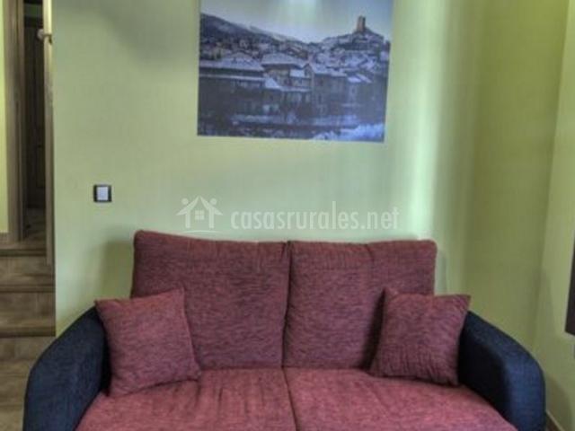 La estrella de david la fuente chiquita en hervas c ceres for Sofa cama 1 20 cm