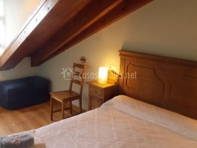 Apartamento Cares Dormitorio