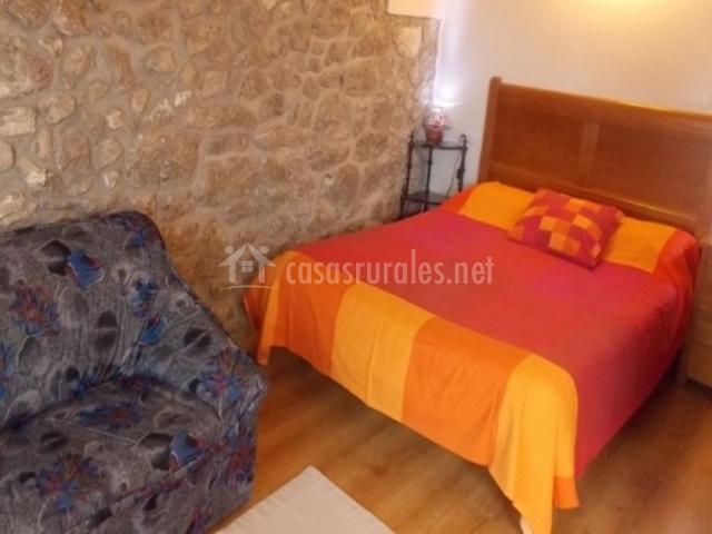 Apartamento Llanes Dormitorio