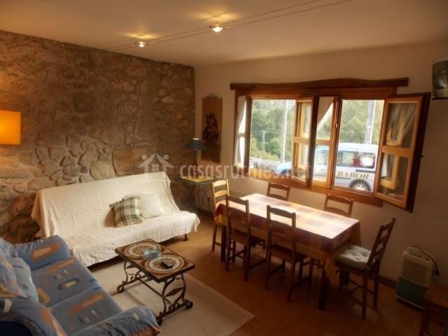 Apartamento Torimbia Salon-comedor