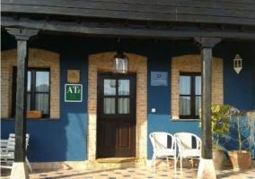 Campón de Antrialgo- Casa Azul