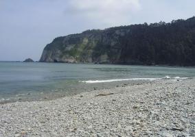 Playa de Concha de Artedo