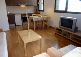 Apartamentos Pleta Bona- L'Aüt 5