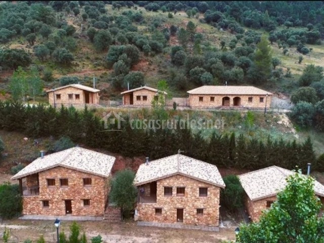 Caba as del r o mundo en riopar albacete - Rio mundo casas rurales ...