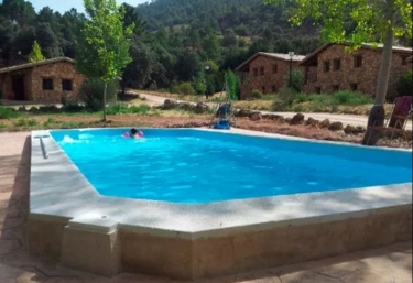 231 casas rurales con piscina en albacete for Piscina 1 20