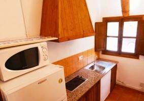 Cocina cabaña7