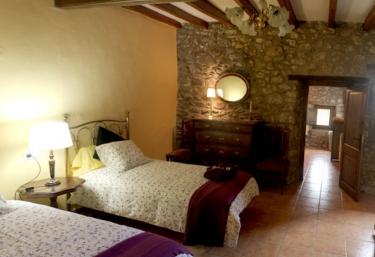 Mas Vedruna- Porxos - Les Planes D'hostoles, Girona