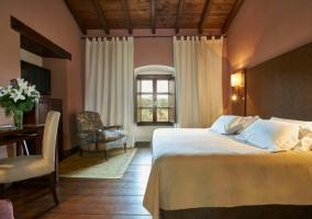 Dormitorio 1 con camas separadas