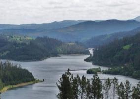 Paraje del río Ulla