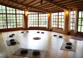 Sala para diversas actividades